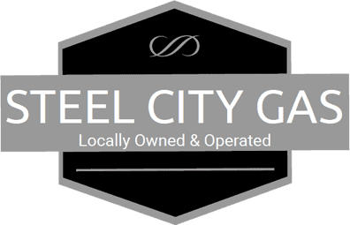 Steel City Gas. Locally Owned & Operated